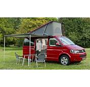 VW Celebrates 50000th T5 California Camper Van
