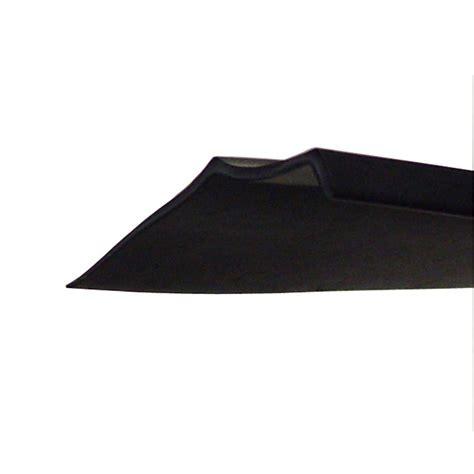 proseal 20 ft nail on garage door bottom seal 57020 the
