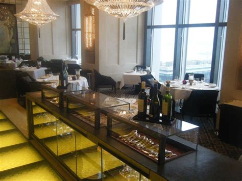 Restaurant Dining Room Manager Caprice Hong Kong Restaurant Review 2009 February Hong