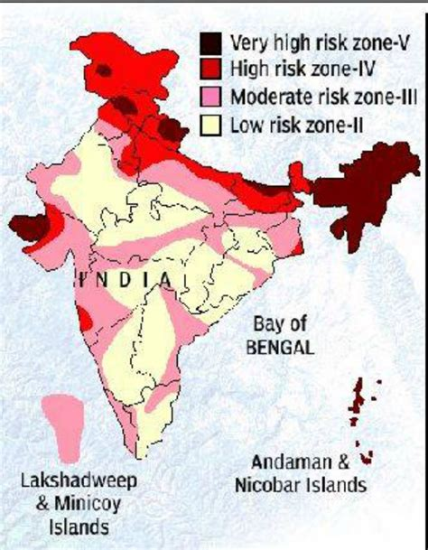 earthquake zone in gujarat 8 2 magnitude earthquake could hit the himalayas soon