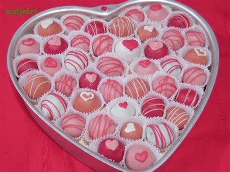 valentines day cake recipes s day cake balls recipe dishmaps