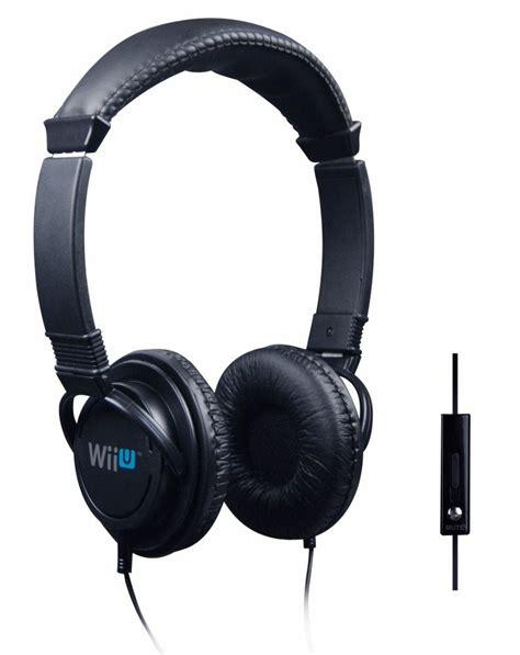 Headset Venom wii u wiiu headset stereo chat venom kaufen 1053994 konsolenkost