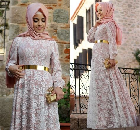 design dress hijab hijab with long dress design idea for muslim ladies