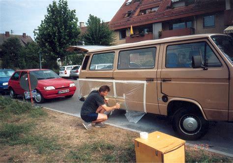 Vw T4 Lackieren Wieviel Lack by K 252 Hlschrank Lackieren M 246 Bel Design Idee F 252 R Sie