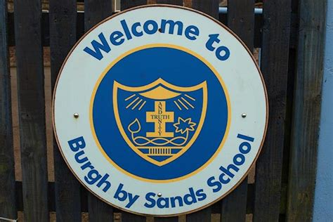 by by old cumbria gazetteer burgh by sands school burgh by sands