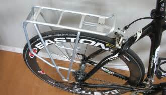 all about rear pannier racks for bicycle touring