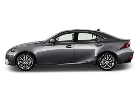 image 2015 lexus is 250 4 door sport sedan auto rwd side