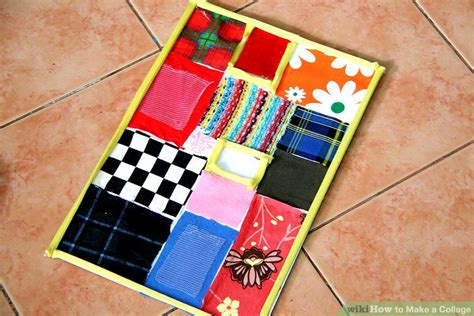 How To Make A Paper Collage - collage gse bookbinder co