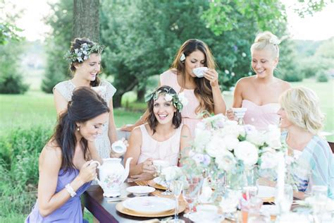 Tea Bridal Shower Dress Code by Tea Themed Bridal Shower Essentials And Ideas