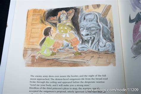 princess mononoke picture book books book review princess mononoke the story parka blogs