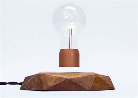 floating light bulb modern magic 187 flyte 171 floating light bulb detail