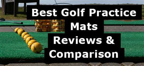 Golf Practice Mat Reviews by Best Golf Practice Mats Review Comparison The Golf Einstein