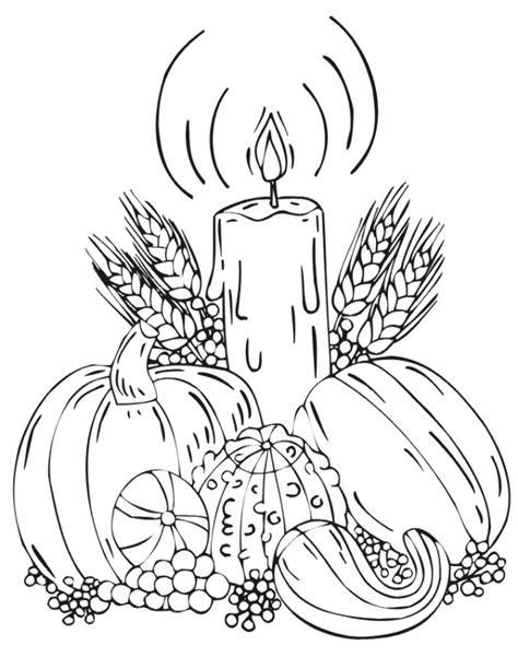 harvest coloring pages autumn coloring page fall harvest vegetables