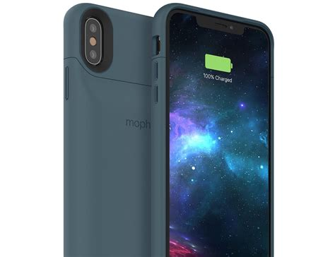 the mophie juice pack access for iphone xs max boosts your battery