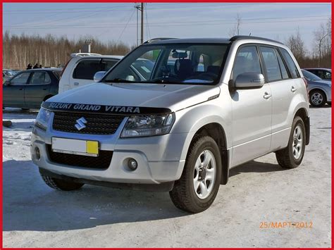 2010 Suzuki Grand Vitara For Sale Used 2010 Suzuki Grand Vitara Photos 2000cc Gasoline