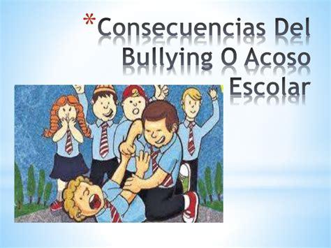 imagenes acoso escolar bullying consecuencias del bullying o acoso escolar