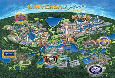 liverputty: orlando 2007, part two: universal studios and