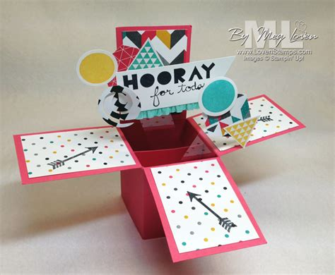 pop up card ideas geometrical the kaleidoscope trend pop up box card idea