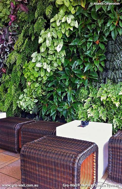 Vertical Garden Review Gro Wall Vertical Gardens Green Wall System Atlantis