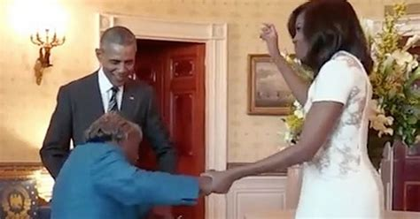 the biggest virginia on a woman barack obama s biggest fan woman aged 106 dances for joy
