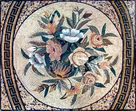 Tile Where To Buy Where To Buy 40x48 Quot Flower Mosaic Tile Floor Wall Or