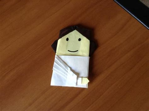 origami princess leia origami princess leia 28 images how to make a lovely