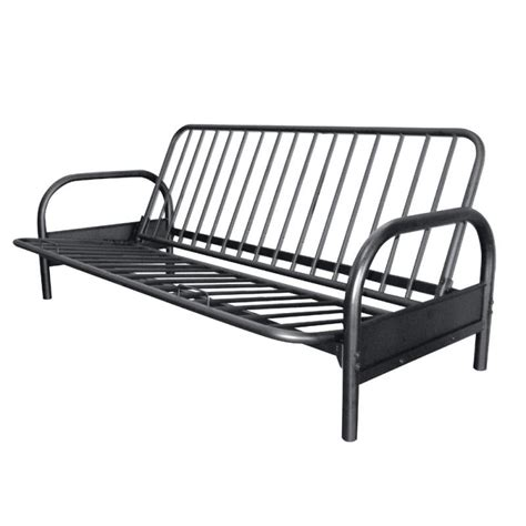 Metal Frame Futon by Futon Frame Materials Futon Information