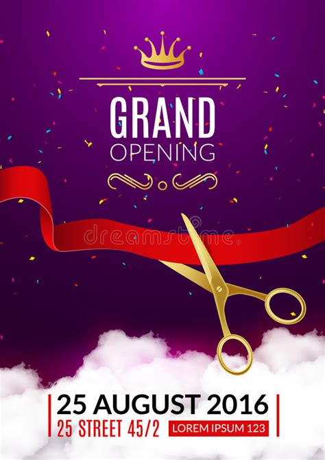 Grand Opening Invitation Template Free Eyerunforpob Org Grand Opening Invitation Template Free