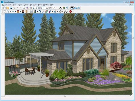 home yard design software home and landscape design software home review co