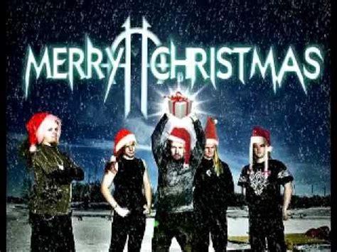 imagenes de navidad heavy metal una feliz navidad con metal youtube