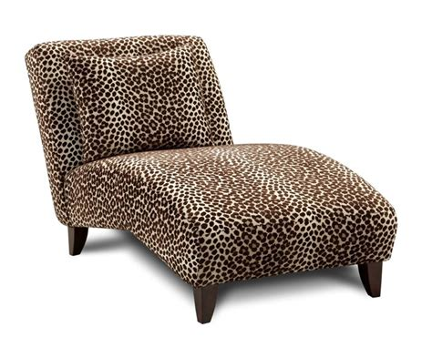 leopard chaise leopard print chaise by best chair for the home pinterest