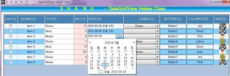 datagridview layout event creating dynamic datagridview using helper class