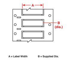 Brady Permasleeve Wire Marking Sleeves Brady Brady Label Templates