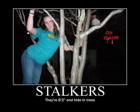 Stalkers On The by Stalker Quotes Quotesgram