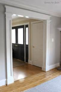 doorway molding design ideas driven by decor