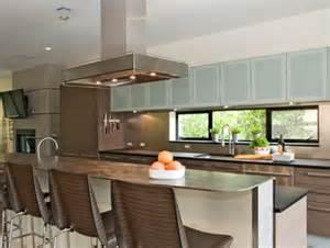 Designs tricks home decor ideas modern glass kitchen cabinets ideas