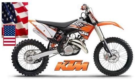 Ktm Usa Dealers Ktm Usa Bikes Why Buy Them Austrian Motocross Build
