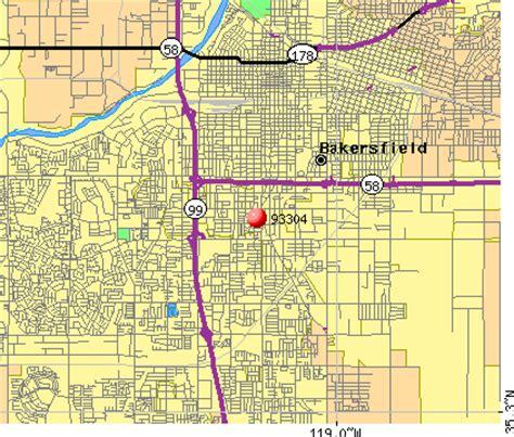 zip code map bakersfield ca 93304 zip code bakersfield california profile homes