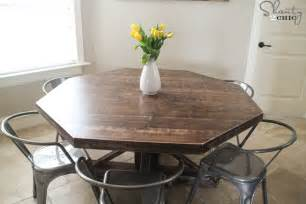 room table chair plans