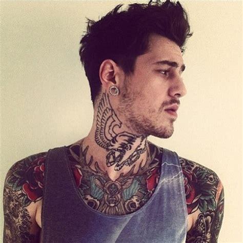 tattoo on neck boy 30 best tattoos for men
