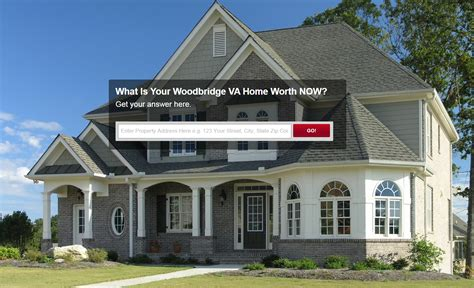 find out your woodbridge va home value