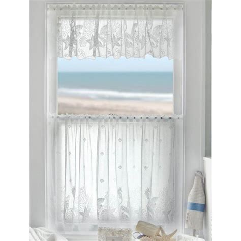 lighthouse lace curtains lighthouse lace curtains soozone