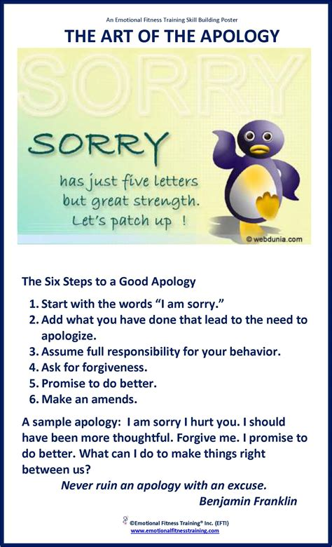Emotional Apology Letter To teaching your child to apologize parents are
