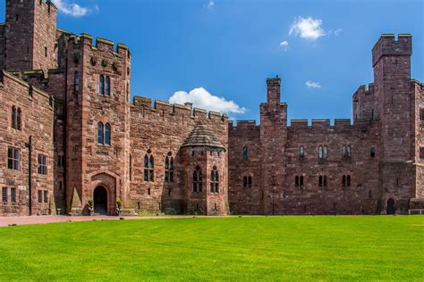 Gorgeous Bedrooms by Summer Wedding At Peckforton Castle Petal To The Metal