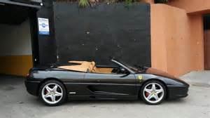 Ferrari 308 Gts Interior Black Ferrari 355 Image 46
