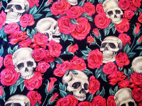 imagenes de calaveras rojas manchitas perrunas telas