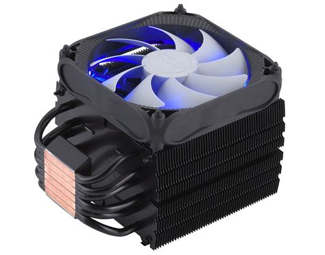 Antec C400 120mm Blue Led Cpu Cooler Heatpipe All Intel Amd 1 fsp launches windale cpu air coolers eteknix