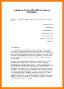 Motivation Letter How To Write 9 Motivation Letter Scholarship Buyer Resume
