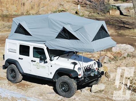 Jeep Tent Jeep Cer Trailer Tent Car Interior Design