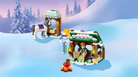 Lego 41147 Disney Frozen S Snow Adventure Original Mainan Anak lego l disney frozen s snow adventure